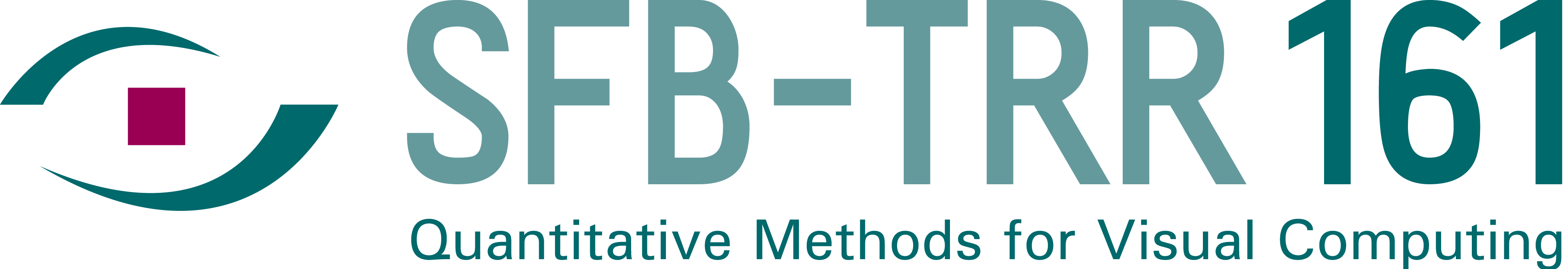 SFB-TRR 161: Collaborative Research Center --- Quantitative Methods for Visual Computing